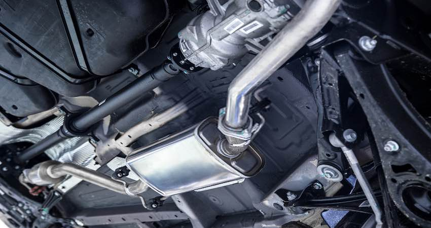 Best Exhaust System for Silverado 1500
